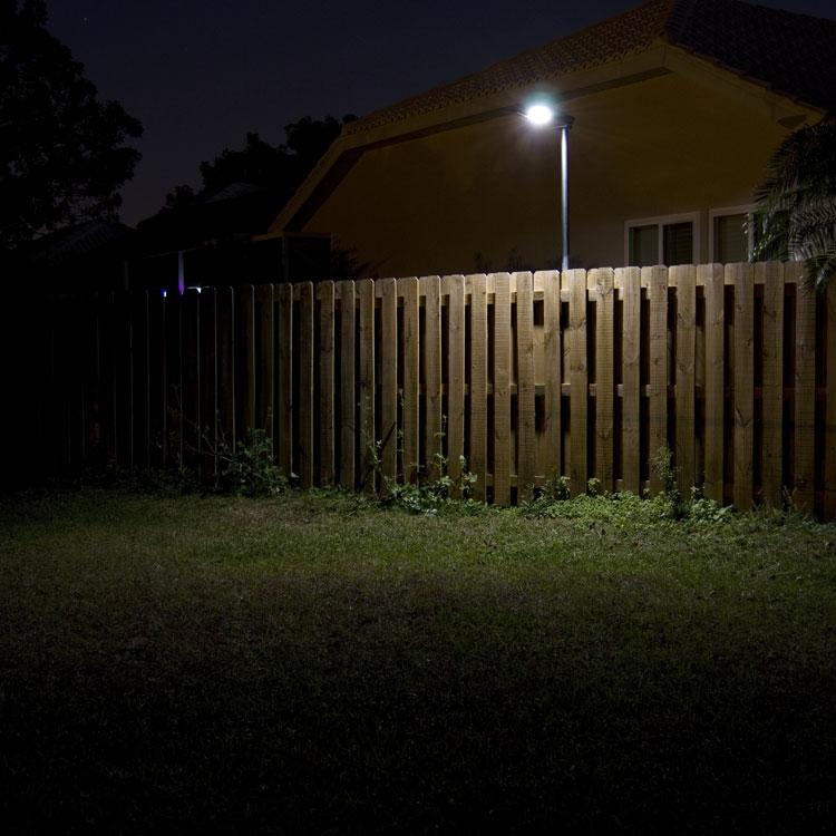 Driveway Night Lights: Solar Light For Driveways Parking Lots Walking Trails RA20