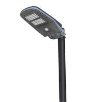 All in One Driveway Solar Light - RA10. Bright wide beam of solar light. 12 hours of light.