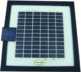 free-light best Solar Light Super Bright Solar Panel 12