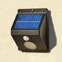 SOLARIS solar stair, entrance light. Great for car parks and entrance walkways