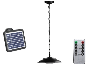 Gazebo/Shed/Porch Solar Light