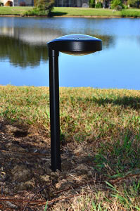 Pathway Garden Solar Light   DISC2 (2pcs). NEW Natural White Solar Pathway  Garden