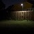 All in One Driveway Solar Light-RA20. Over 40' of solar light all night long.