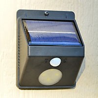 Solaris solar stair/entrance light