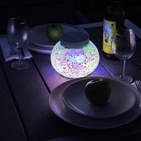 Belize Solar Table Light