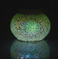 Willow solar table light