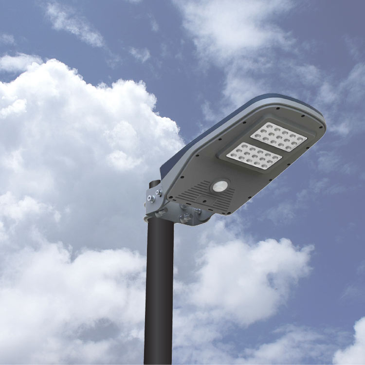 Compact Solar Light for Driveway