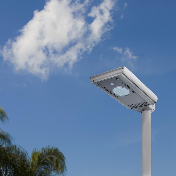 Ra20 All In One Solar Driveway Parking Area Light