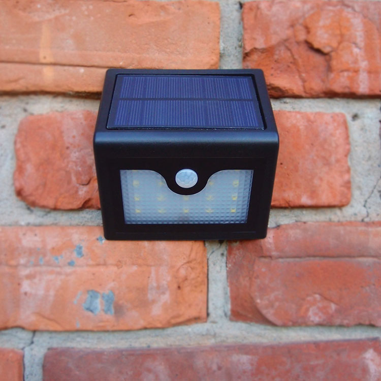 Wall Mount Solar Lights