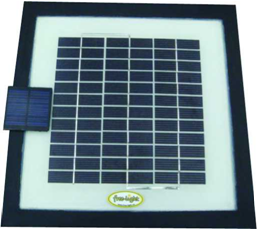 free-light best Solar Light Super Bright Solar Panel 12