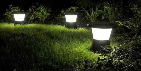 Solar Lighting Plan For Landscape Free Light
