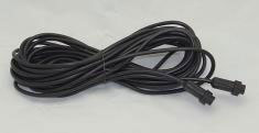 Remote Solar Panel 50' extension cable allows you more flexibility in locating your lights on your property.