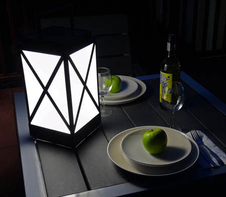 table solar lights no wires by free-light