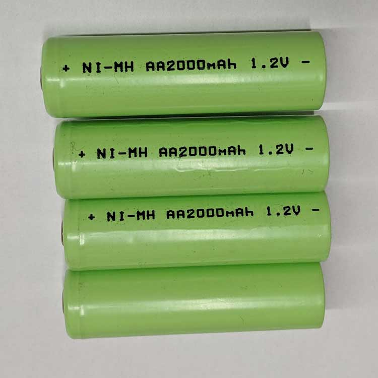 AA high capacity batteries 2300mAh