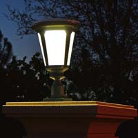 solar lights for posts by free-light