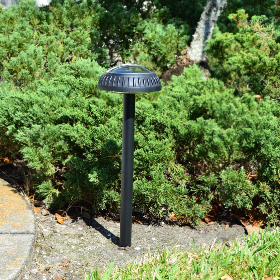 ORB2 Pathway & Garden Solar Light (2pcs per box). Natural White Pathway and Garden Solar Lights.