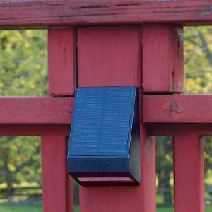 NOVA Solar Fence & Wall Light