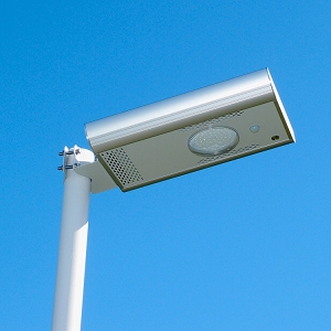 RA20-All in One Solar Driveway Parking Area Light