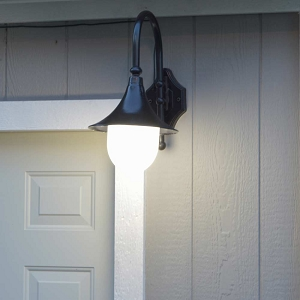 free-light Wall Mounted Solar Light