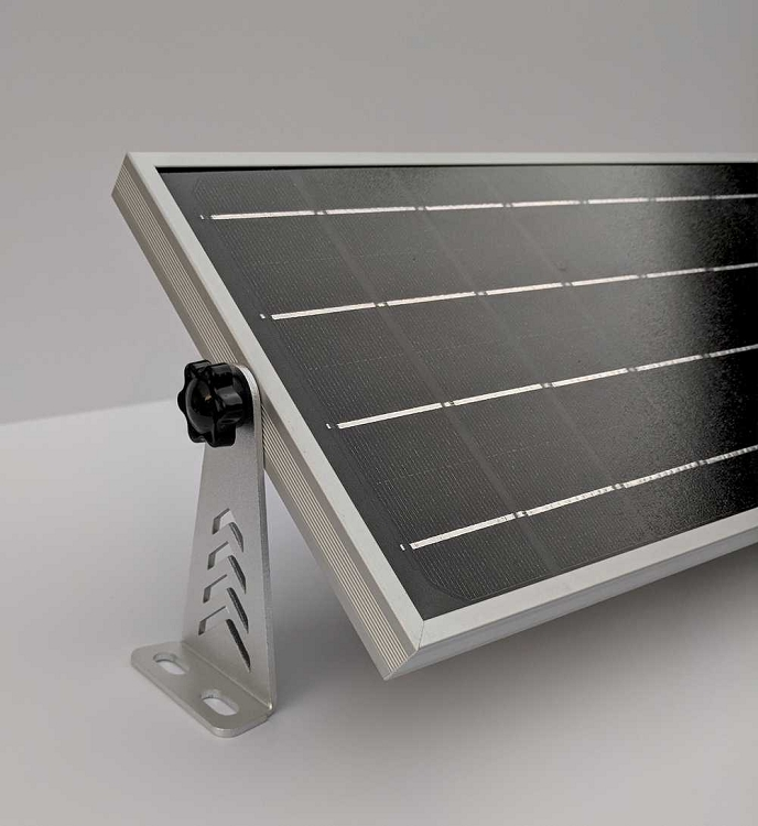 The WORK Light. Solar Lighting Kit For Indoor & Outdoor