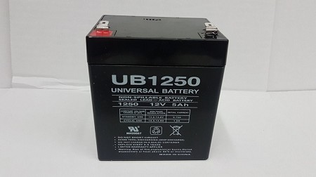 12V 4Ah battery for Victory2